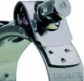 Mikalor Stainless Exhaust Clamps